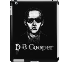 D B Cooper iPad Case/Skin