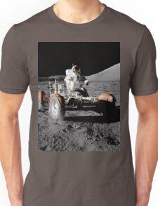 Moon Buggy!  Apollo 17 Lunar Rover Unisex T-Shirt