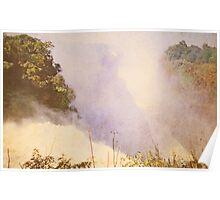 Victoria Falls. Zimbabwe Poster
