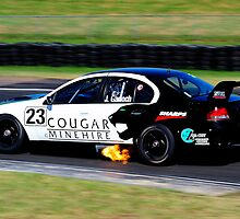 Justin Garioch | Shannons Nationals R1 | 2013 by Bill Fonseca
