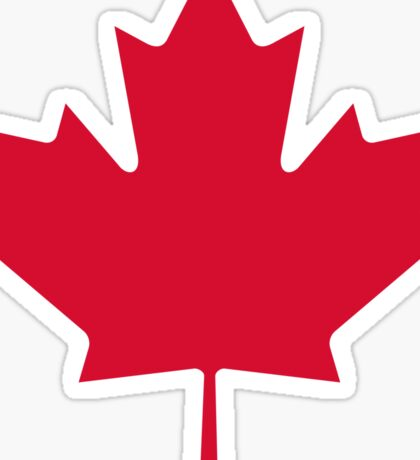 Canada | Maple leaf Sticker