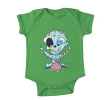 Baby Zombie One Piece - Short Sleeve