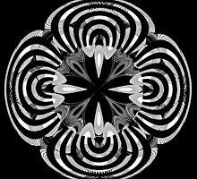 Bone Wheel by Jay Reed
