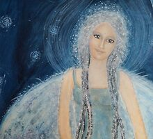 Guardian Angel of Telos 2 by Lilaviolet