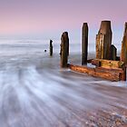Weathered - Bawdsey, Suffolk by Justin Minns