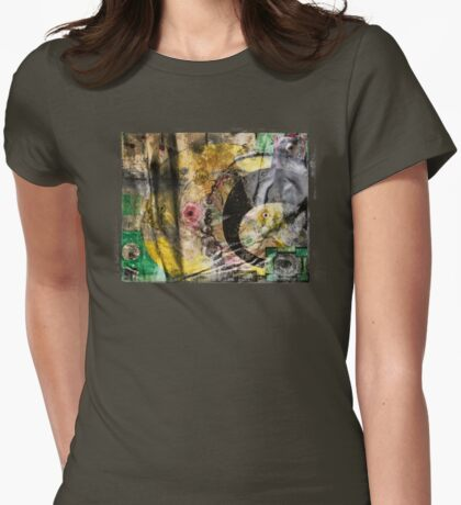 Into The Unknown Womens Fitted T-Shirt
