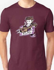 Roll to Play Music or Tell Jokes T-Shirt