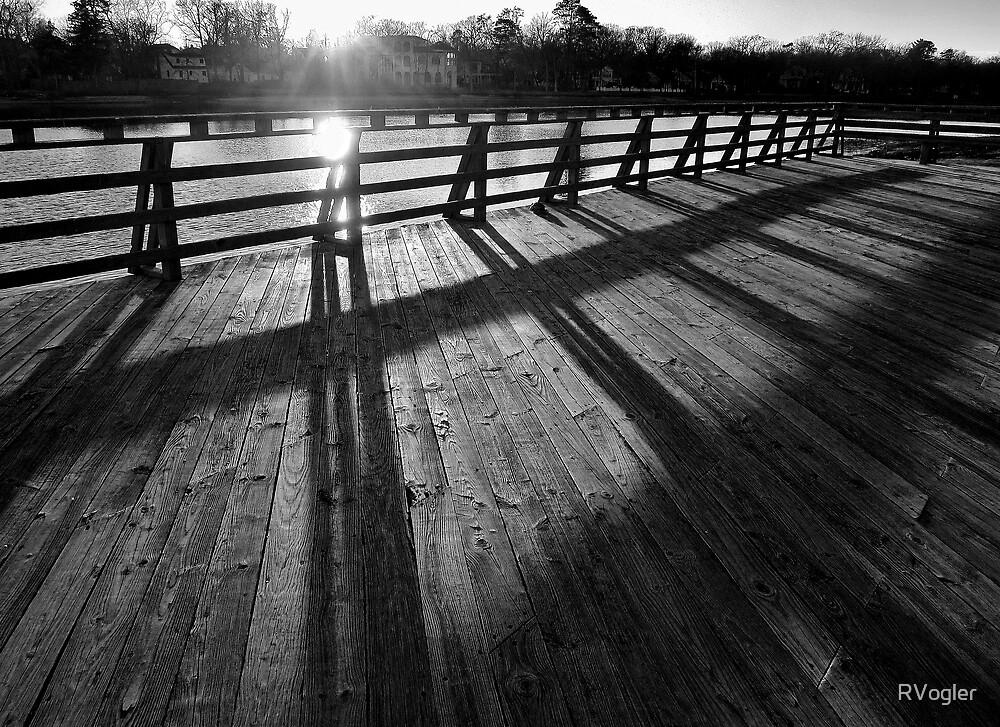 Lakeside Shadows by RVogler