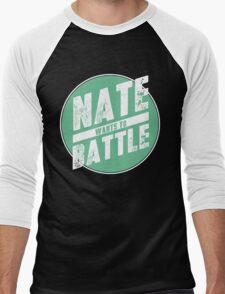 NateWantsToBattle Circle Tee Men's Baseball ¾ T-Shirt