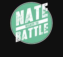 NateWantsToBattle Circle Tee Unisex T-Shirt