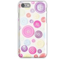 Button Love iPhone Case/Skin