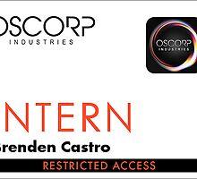 OSCorp Intern by spiderkid1199