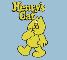 Henry's Cat by Chris Johnson
