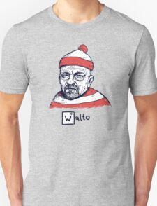 Where's Walto? Unisex T-Shirt