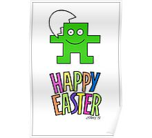 HAPPY EASTER 02 Poster