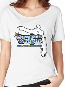 Marcus Fenix Wright Women's Relaxed Fit T-Shirt