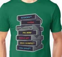 Game Cartridges Unisex T-Shirt