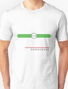 Runnymede station Unisex T-Shirt