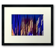 Scepter Framed Print
