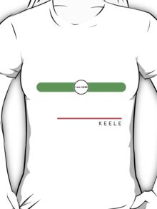 Keele station T-Shirt