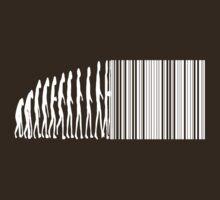evolution  (dark tee) by derP