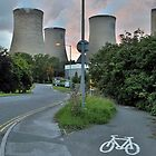 Didcot Power station by SLoD