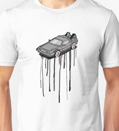 Delorean Drip Unisex T-Shirt