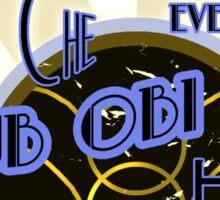 Club Obi Wan  Sticker