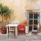 House in Gallipoli, Italy by jojobob