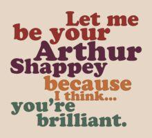 Cabin Pressure - You're Brilliant, Arthur Shappey by cabinpressure