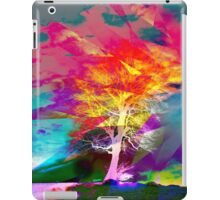 One Tree Thrice - DOS iPad Case/Skin