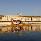 Dal Lake in Srinagar by ashishagarwal74