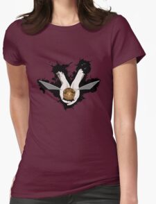 Twilight meets Harry Potter Womens Fitted T-Shirt