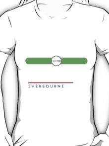 Sherbourne station T-Shirt