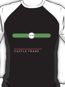 Castle Frank station T-Shirt
