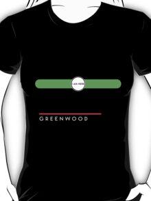 Greenwood station T-Shirt
