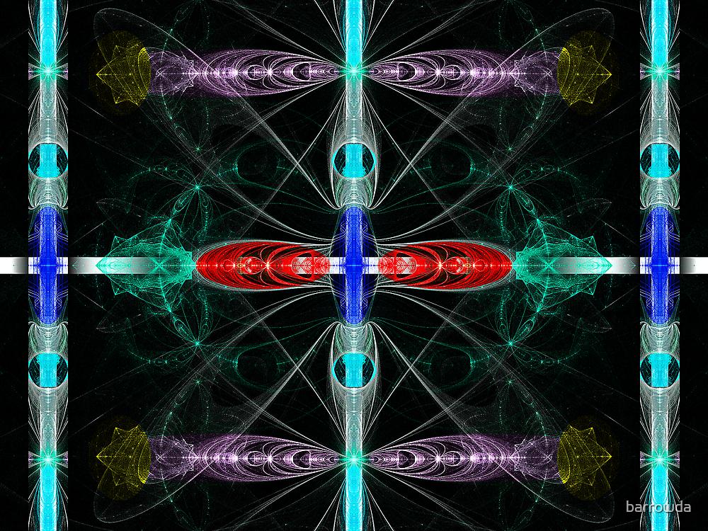 Tut56#11: Celtic Square Knots (G1183) by barrowda