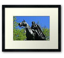 Casimir Pulaski Framed Print
