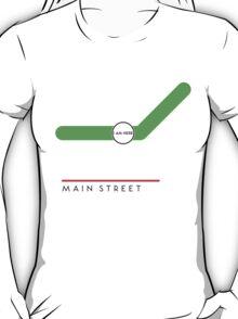 Main Street station T-Shirt