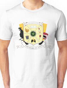 AH family crest Unisex T-Shirt