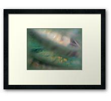 ©NS Alien Reflex Framed Print