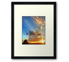 ©HCS On Top Framed Print