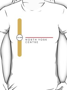 North York Centre station T-Shirt