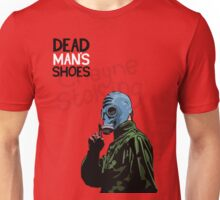 Dead Man's Shoes Paddy Considine Comic Style Illustration Unisex T-Shirt