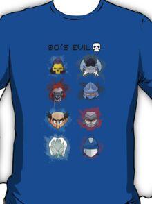 80's Evil T-Shirt