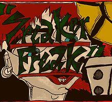 Speaker Freak - Freakin' Out! by MartyArts
