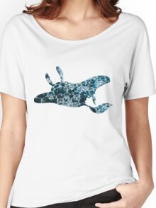 Mantine used bubble Women's Relaxed Fit T-Shirt