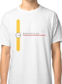 Davisville station Classic T-Shirt