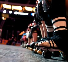 Roller Derby iPhone Case! by danforth
