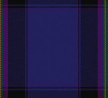 01130 Ulster Scots Fashion Tartan Fabric Print Iphone Case by Detnecs2013